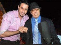 أحمد السعدني رداً على وفاة والده:أبي بخير.. وهذه الممثلة تسببت في إطلاق الشائعة