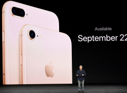 آبل تكشف عن IPhone 8 و IPhone 8 Plus.. هذه إمكانياتهما