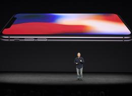 جيل جديد تماماً من الهواتف.. آبل تكشف النقاب عن iPhone X