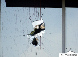 Επίθεση του Ρουβίκωνα στα γραφεία της Turkish Airlines