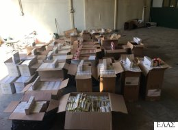 Συλλήψεις για διακίνηση λαθραίων τσιγάρων σε λαϊκές αγορές της Θεσσαλονίκης