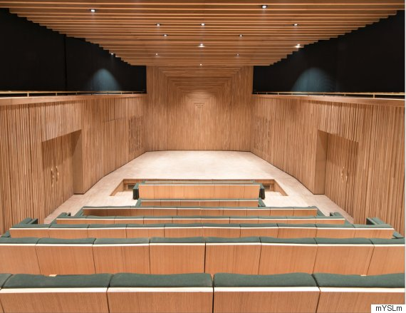 auditorium pierre bergé
