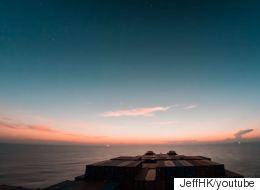 Ένα ταξίδι 30 ημερών από τη γέφυρα ενός πλοίου σε ένα time-lapse βίντεο 10 λεπτών (ή αλλιώς, μαγεία)