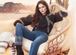 بعد الترويج لهذه الماركة.. الممثلة التركية فهرية إفجان: أختار ملابس من المحلات الشعبية ولا تهمني الماركات