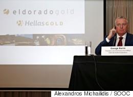 Eldorado Gold: Πολύ σημαντική εξέλιξη προς την επίλυση του θέματος η χορήγηση των δύο αδειών
