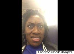 이 여성이 이런 엄청난 표정을 지은 이유(동영상)