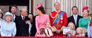 Buckingham Palace Royal Family