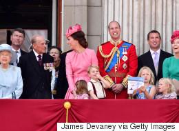 Παράξενοι τίτλοι και αξιώματα στο παλάτι του Μπάκιγχαμ