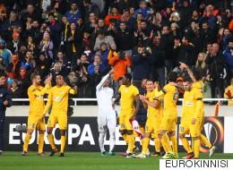 Πρωτιά Βούρου στην πρεμιέρα του Champions League
