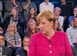Sind Sexualverbrechen von Migranten ein Tabuthema? Merkel weist im ZDF eine Frau im Publikum zurecht