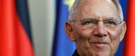 WOLFGANG SCHAUBLE SMILE