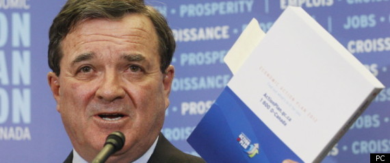BUDGET FLAHERTY CONSERVATEURS