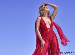 Η Jennifer Aniston, το «ελληνικό» της μαύρισμα και η υπέροχη φωτογράφιση στο Harper's Bazaar