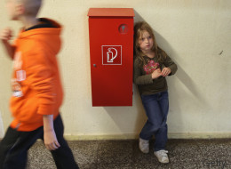 Berlin ist eine Hauptstadt der armen Kinder
