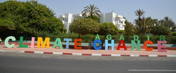CLIMATE CHANCE AGADIR