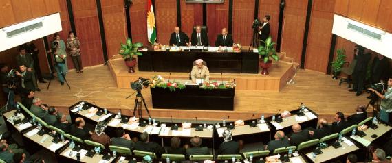 PARLIAMENT OF IRAQI KURDISTAN