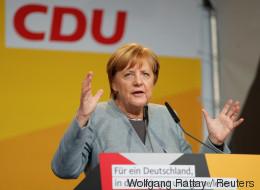 Diese Maßnahmen will Merkel in den ersten 100 Tagen ihrer Amtszeit umsetzen