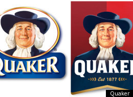 Quaker Oats Man