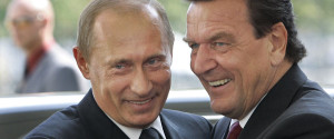 Schroeder Putin