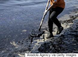 Πλοιοκτήτρια εταιρεία του «Αγ. Ζώνη ΙΙ»: Απορούμε πώς εμφανίστηκε η πετρελαιοκηλίδα στο Π. Φάληρο