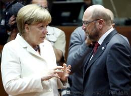 In einer Umfrage verlieren Union und SPD an Zustimmung - eine Partei gewinnt besonders hinzu