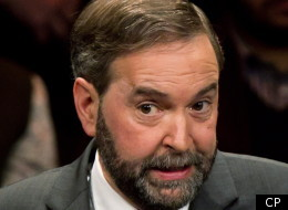 Thomas Mulcair Budget Reaction