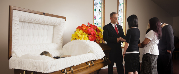 HUSBAND WITH DEAD WIFE