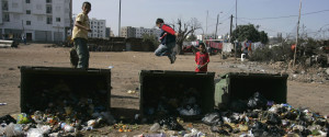 Morocco Garbage