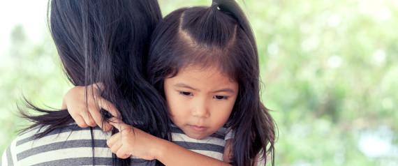 ASIAN CHILD SAD