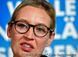 Reporterin fragt Weidel nach AfD-Falschmeldung zum Oktoberfest - ihre Antwort sorgt für Gelächter