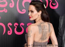 Η Angelina Jolie πάει στα Όσκαρ εκπροσωπώντας την Καμπότζη
