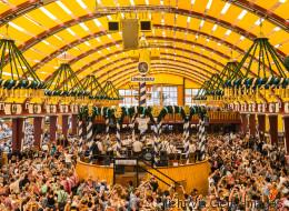 Oktoberfest-Webcam: Wie ihr die Wiesn im Live-Stream sehen könnt