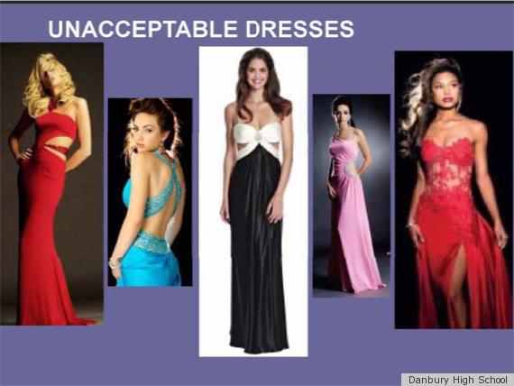 High School Sexy Prom Dresses