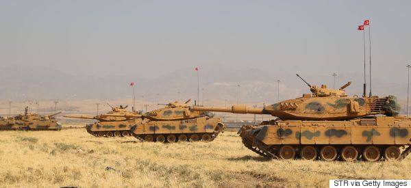 Τουρκικοί «τσαμπουκάδες»: Μεγάλη στρατιωτική άσκηση εν όψει του κουρδικού δημοψηφίσματος στο βόρειο Ιράκ