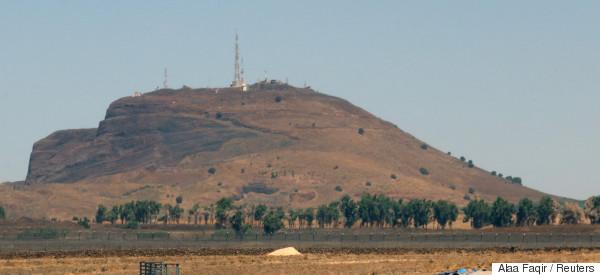 Ο ισραηλινός στρατός κατέρριψε μη επανδρωμένο αεροσκάφος στα Υψώματα Γκολάν
