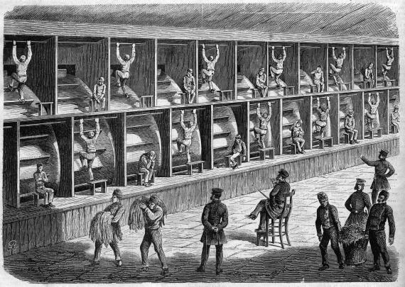 the treadmill at colbath