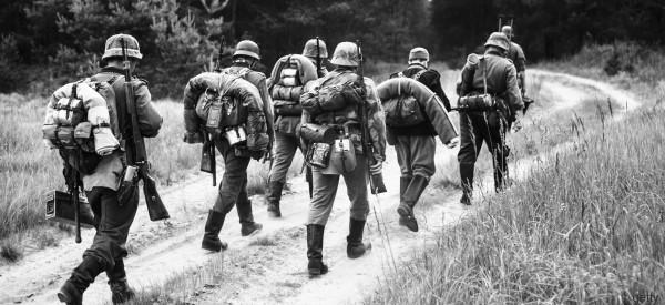 Die beste Leistung unserer Weltkriegssoldaten? Nicht zu gewinnen