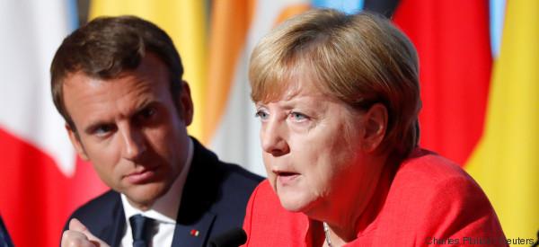 Wie Frankreichs Präsident nach der Wahl die deutsche Politik beeinflussen will
