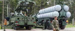 Air Defense System S400