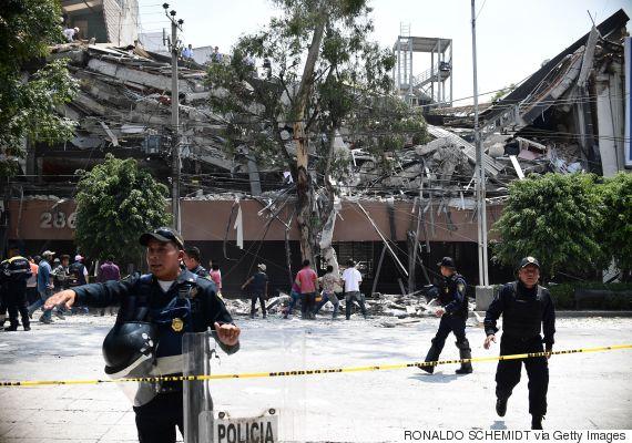 mexico city police