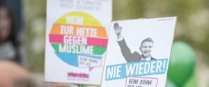 Wahlkampf Muslime