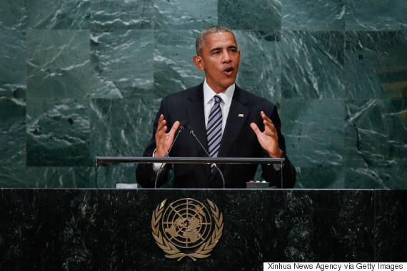barack obama general assembly