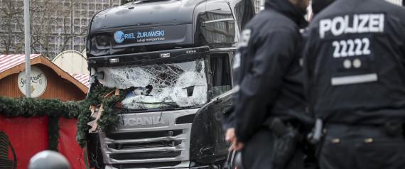TERRORANSCHLAG BERLIN