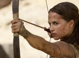 Το πρώτο trailer του «Tomb Raider» είναι επιτέλους εδώ και η Alicia Vikander δεν αστειεύεται