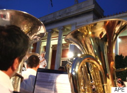 Art Night Athens: Μια νύχτα γιορτή τέχνης στην Αθήνα