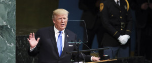 United Nations Trump