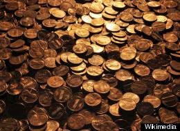 Canada Penny Us Pennies
