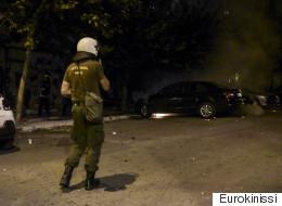 Επεισόδια στο Πέραμα σε αντιφασιστική διαδήλωση ενάντια σε συγκέντρωση της Χρυσής Αυγής