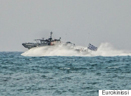 Λέσβος: Ένταση μεταξύ σκαφών του ελληνικού και του τουρκικού Λιμενικού