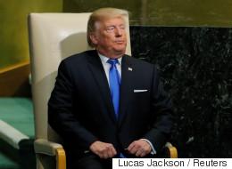 트럼프의 유엔 연설은 '국내용'이었나?